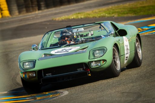 1965 Ford GT40 Roadster classic car