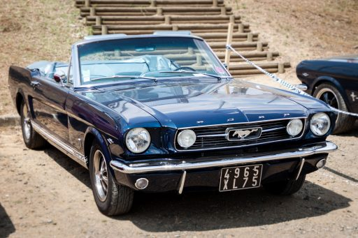 1967 Ford Mustang cabriolet 289