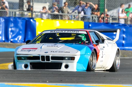 1978 BMW M1 Procar racing car