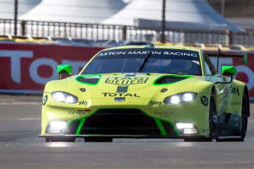 2019 Aston Martin race car