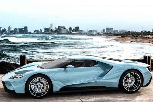2021 Ford GT supercar