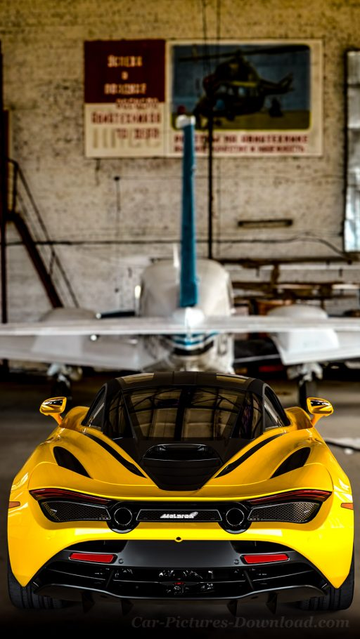 2021 McLaren 720S wallpaper iPhone