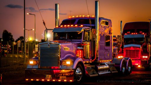 truck wallpaper PC