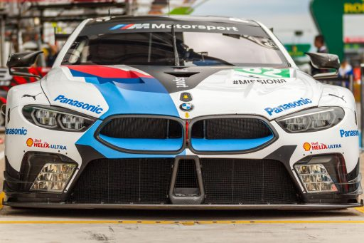 BMW 24 hours of le mans wallpaper