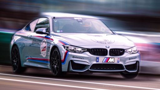 BMW white M4 sports car wallpaper 1920x1080