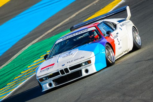 BMW M1 Procar racing car