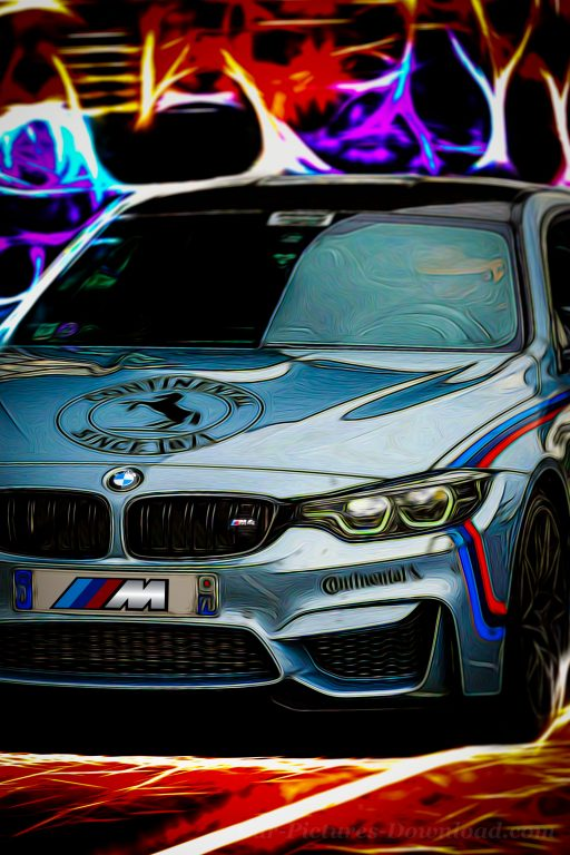 BMW M4 car wallpaper iPhones 2019