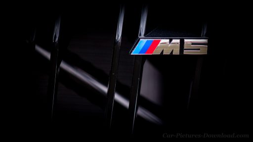 BMW M5 logo wallpaper desktop HD - 1920x1080