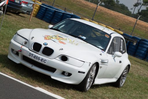 BMW Z3 Coupe tuned car