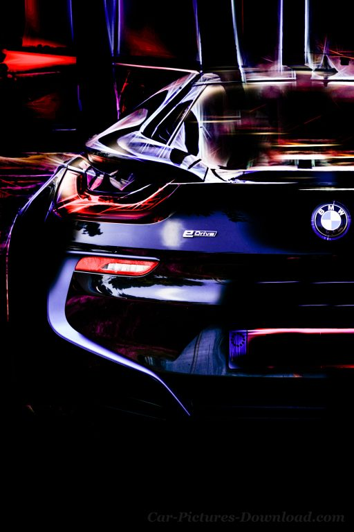 BMW i8 e drive car wallpaper
