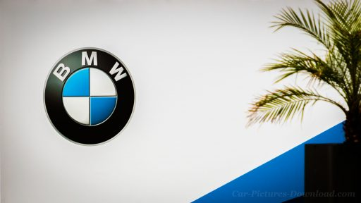 BMW logo wallpaper HD desktop