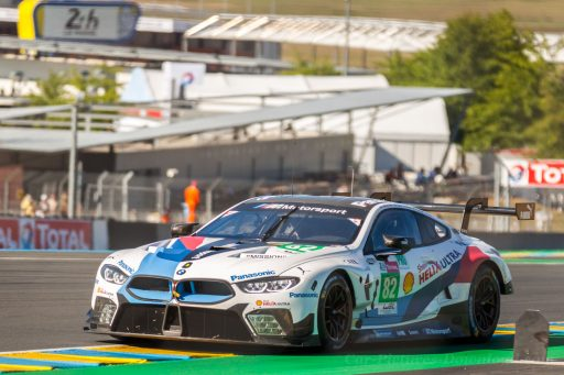 BMW wallpaper le mans 2019