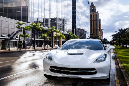 Chevrolet Corvette Stingray image HD