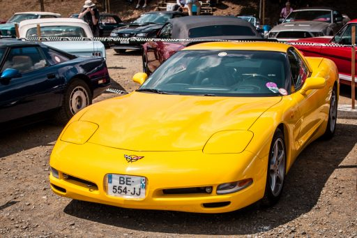 Corvette C5 car image HD