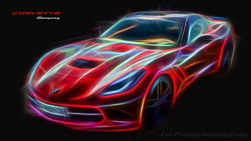 Corvette C7 Stingray wallpaper