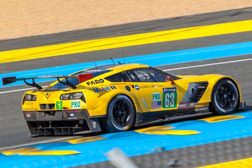 wallpaper le mans Corvette C7