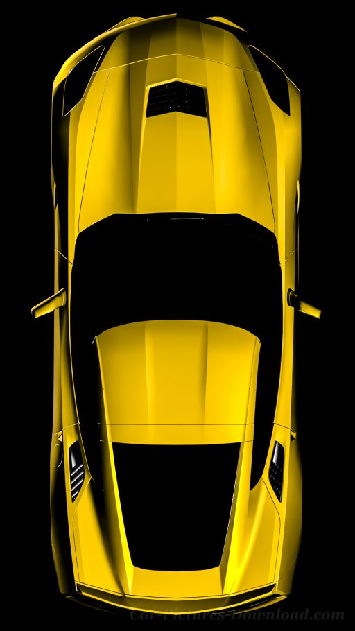 Corvette Stingray iPhone wallpaper HD