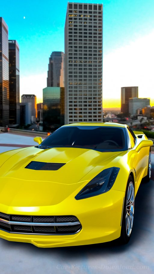 Corvette Stingray wallpaper HD iPhone