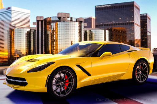 Corvette Stingray image HD