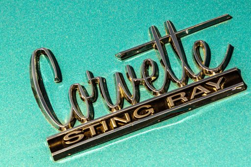 Corvette Stingray logo