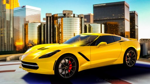 Corvette Stingray wallpaper 4K Ultra HD