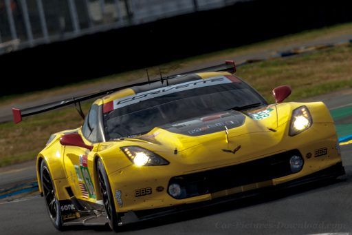 Corvette le mans wallpaper hd 2018
