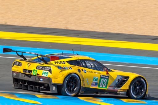 Corvette le mans wallpaper hd