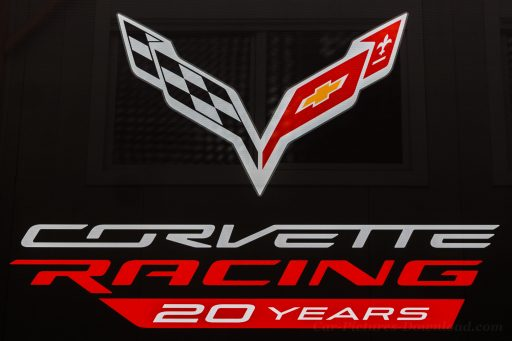 Corvette racing logo wallpaper
