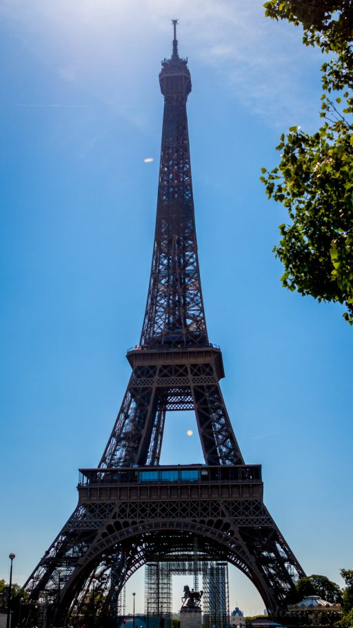 Eiffel Tower wallpaper phone 4K