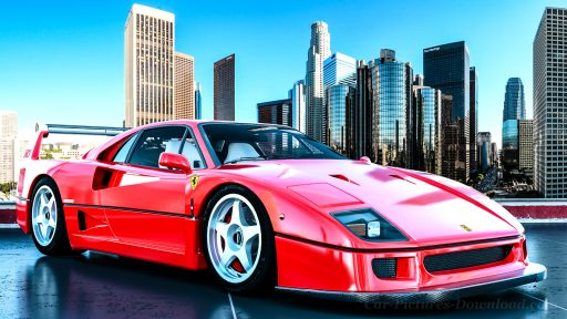 Ferrari F40 car wallpaper HD