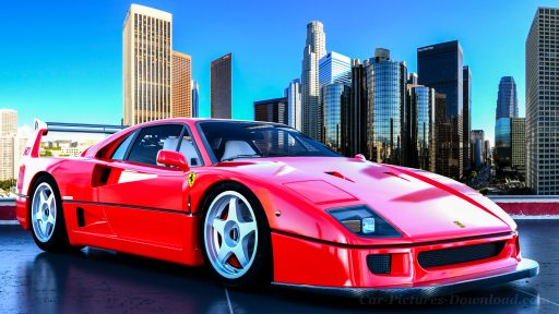 Ferrari F40 car wallpaper desktop