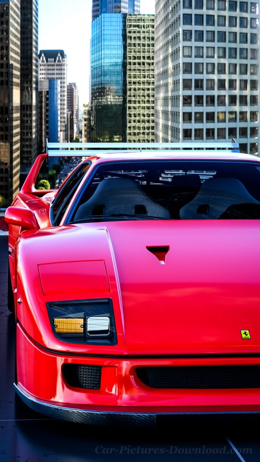 Ferrari F40 wallpaper iphone