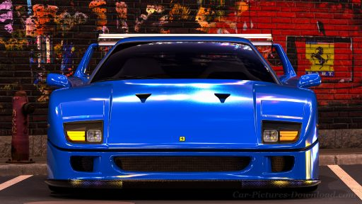 Ferrari F40 wallpaper PC