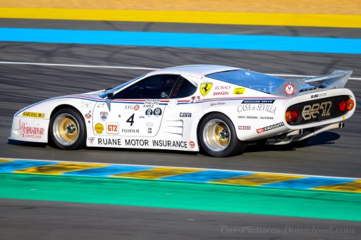 Ferrari car 512 BB LM pictures free download