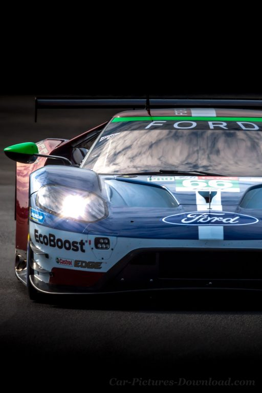 Ford GT Le Mans wallpaper iPhone