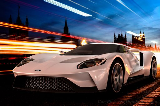 Ford GT in London picture HD