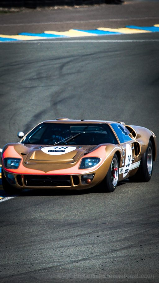 Ford GT background iphone