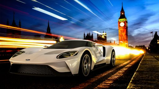 Ford GT wallpaper desktop