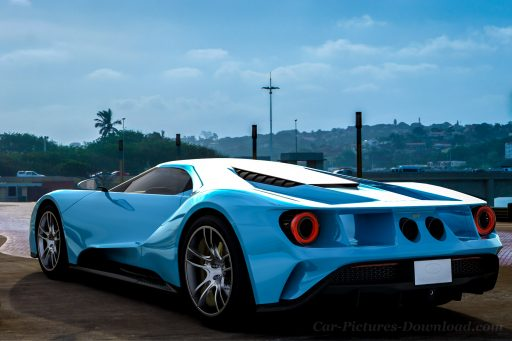 Ford GT super car picture
