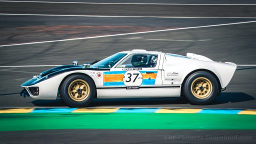 Ford GT40 background
