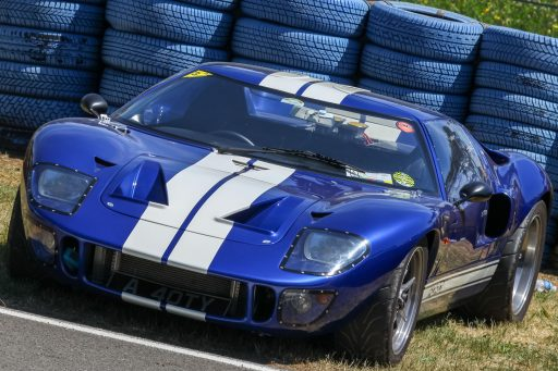 Ford GT40 supercar image