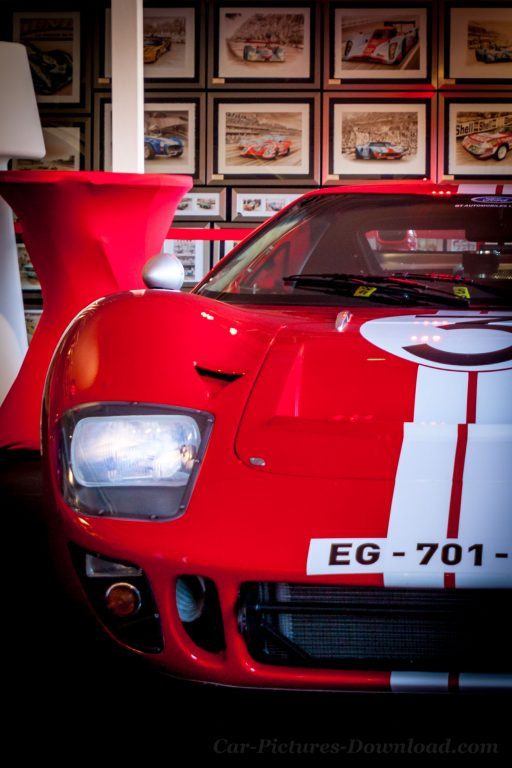 Ford GT40 car wallpaper