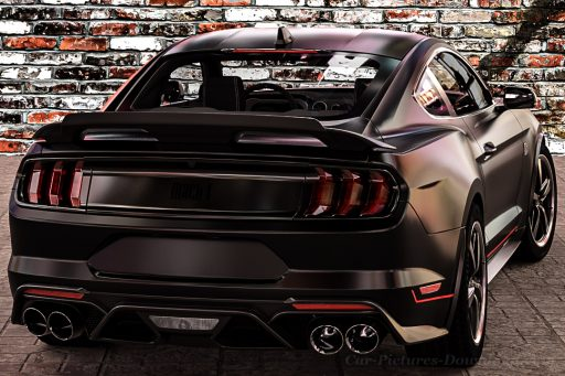 Ford Mustang 2021 picture HD