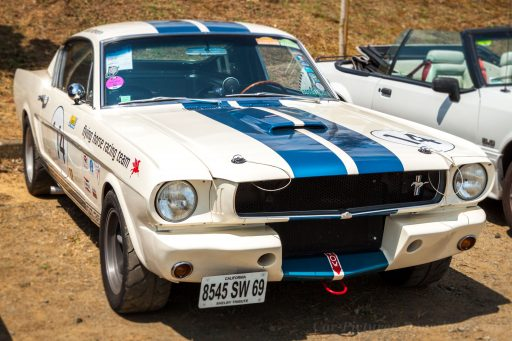 Ford Mustang GT 350 car