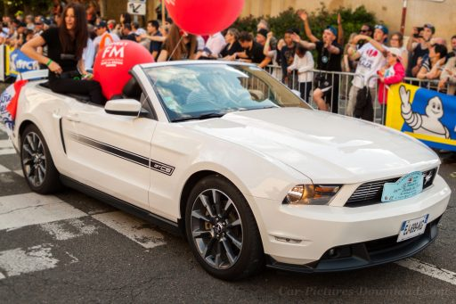 Ford Mustang GT California car