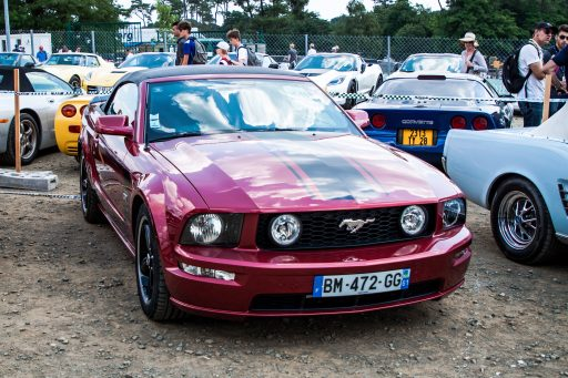 Ford Mustang GT car picture HD