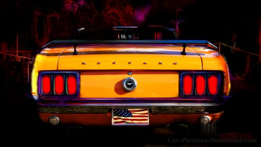 Ford Mustang wallpaper 1080p