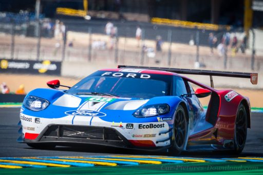 FordGT le mans wallpaper 2019