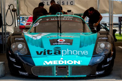 Maserati MC12 super car picture