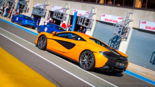 McLaren 570s 4K Ultra HD wallpaper